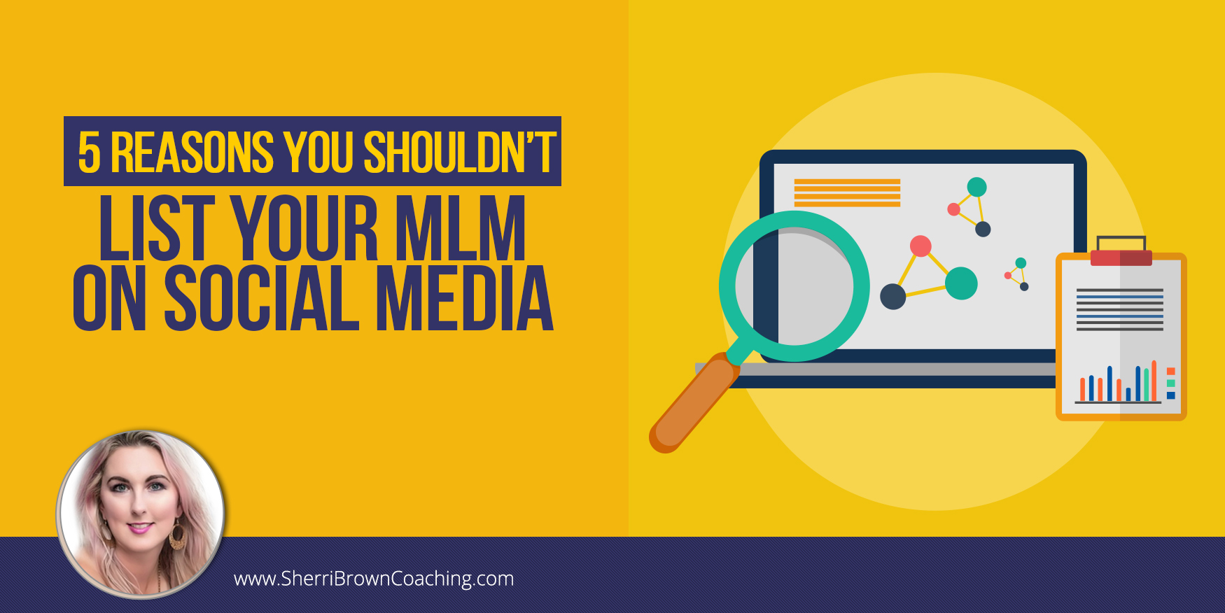 5 reasons you shouldnt list your mlm on social media sherri brown 5 reasons you shouldnt list your mlm on social media sherri brown coaching malvernweather Choice Image